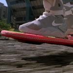 Hoverboard & Nike's