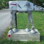 Imperial Walker Mailbox