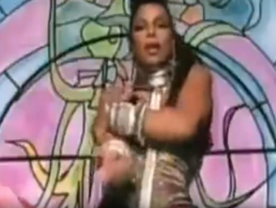 Janet Jackson Call on Me