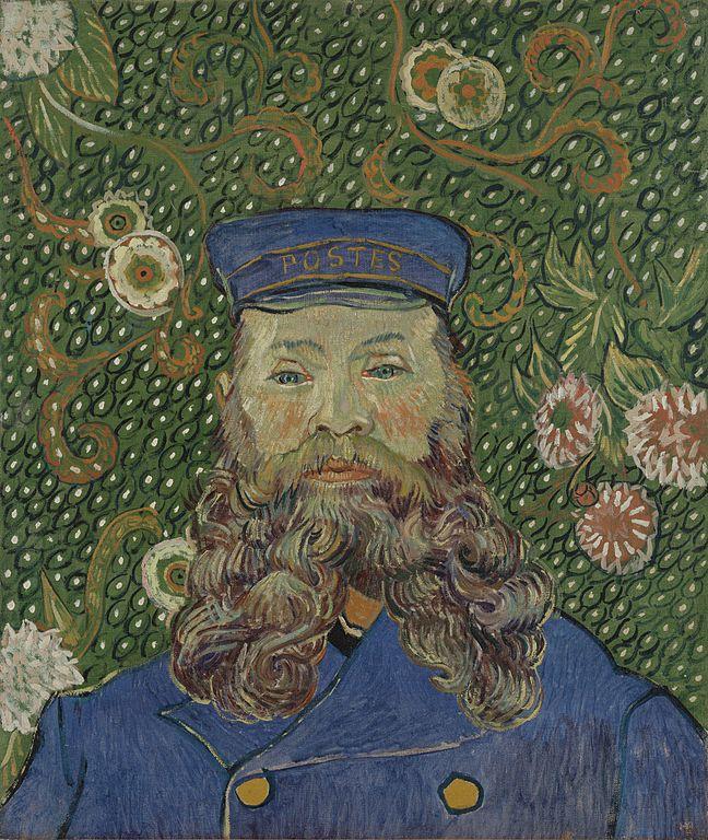 Joseph Roulin Portrait