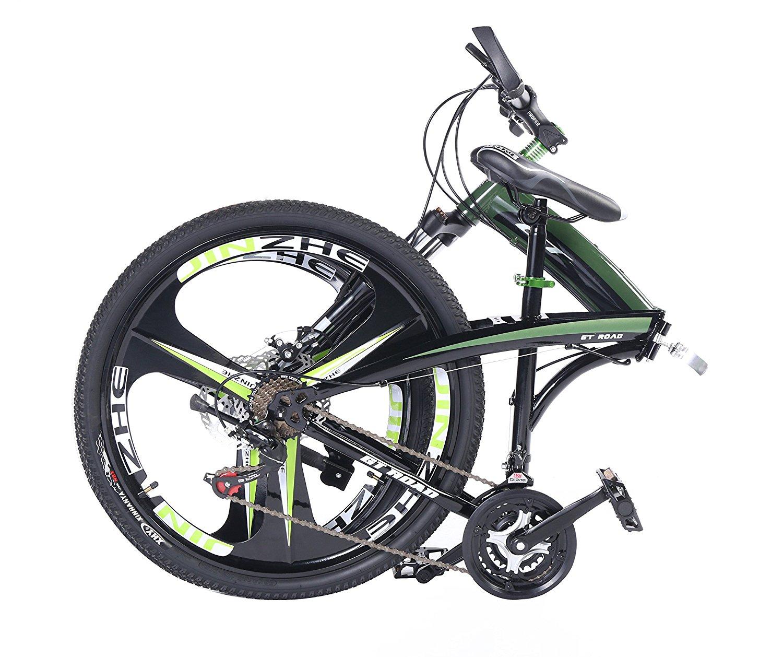 MTB Folding Mountain Bike