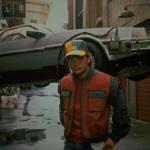 Marty Flying Car