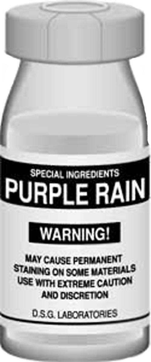 Purple Rain Prank