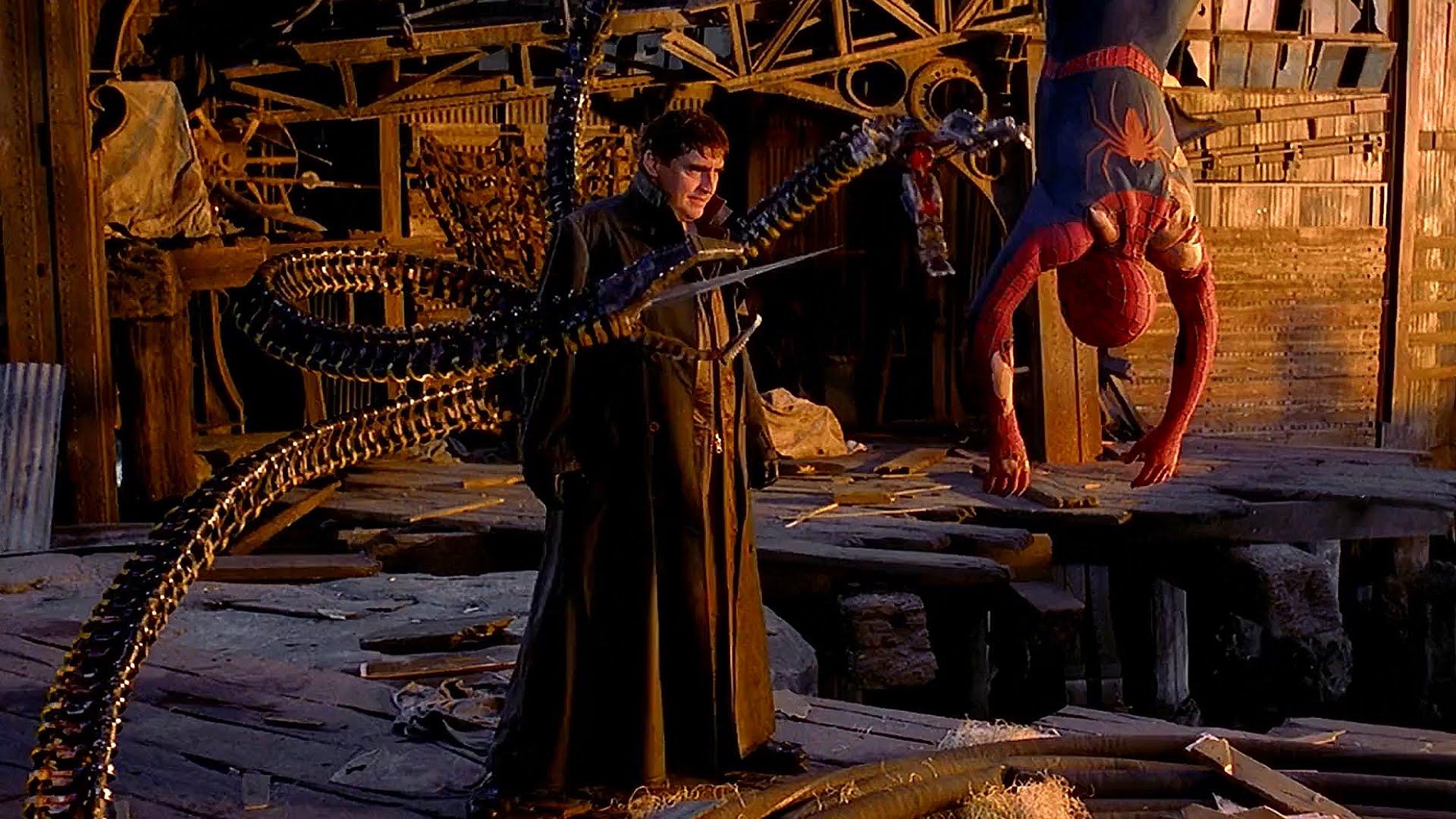 Spider-Man & Doc Oc