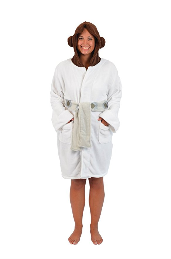 Star Wars Jedi Fleece Bath Robe