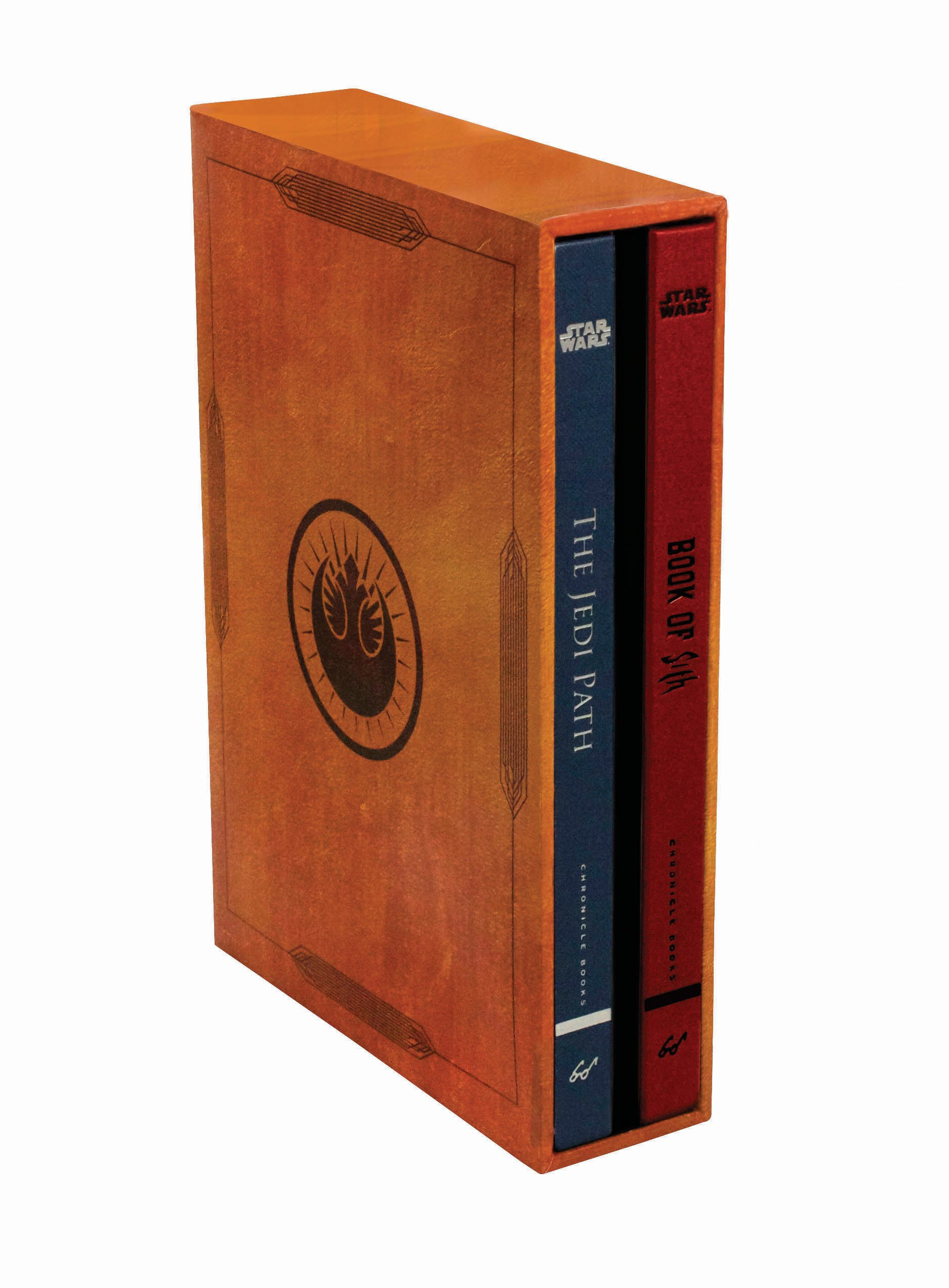 Star Wars The Jedi Path & Book of Sith Deluxe Set