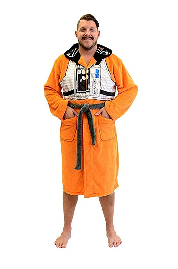 Star Wars X-Wing Pilot Bathrobe