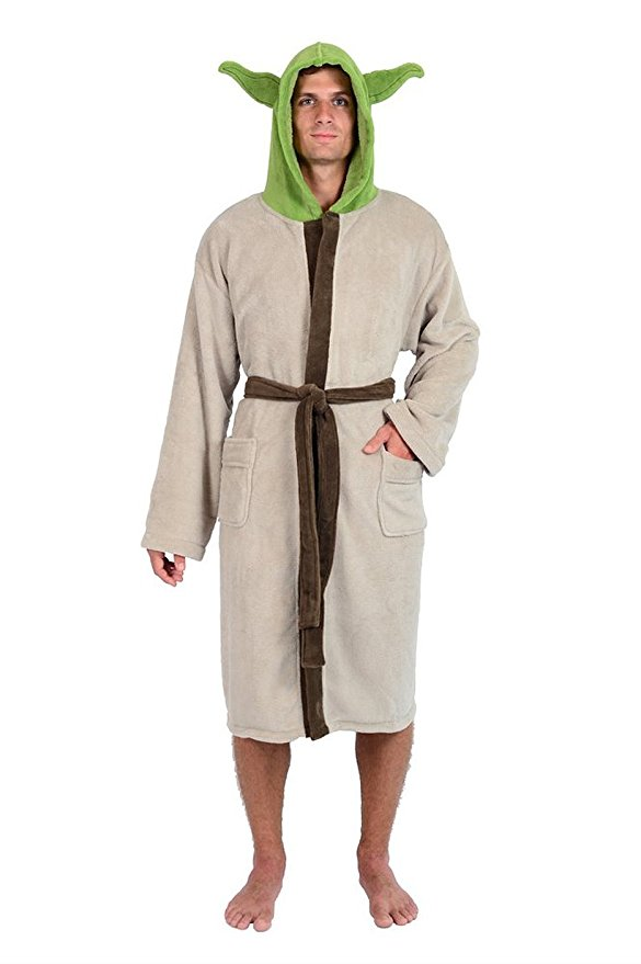 Star Wars Yoda Bathrobe