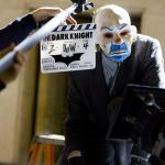 The Dark Knight behind the scenes