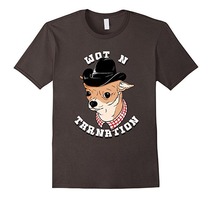 Wot N Tarnation Meme T-Shirt
