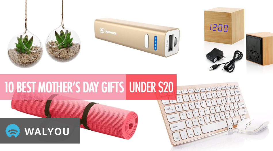 10 Best Mother S Day 2017 Gifts Under 20 Walyou