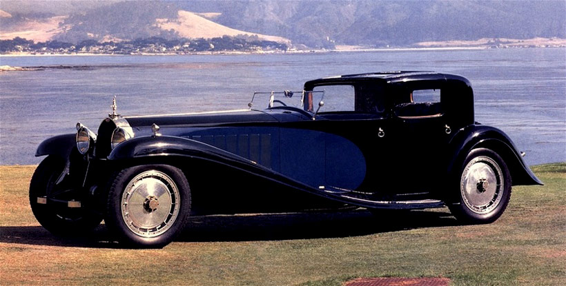 1391 Bugatti Royale Kellner Coupe