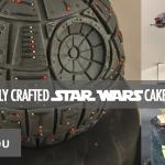 16 Beautifully Crafted Star Wars Cakes