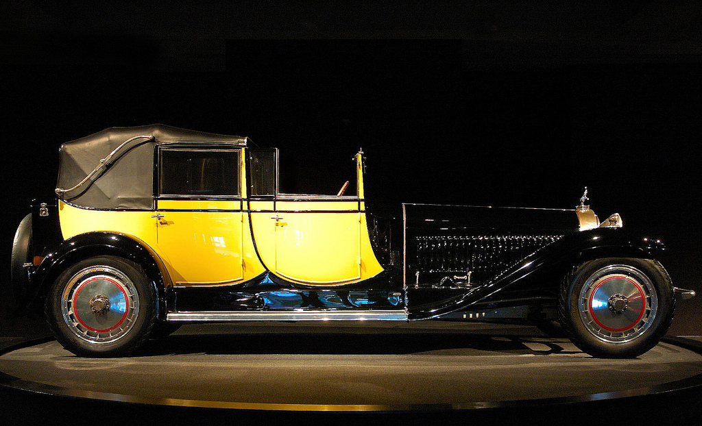 1931 Bugatti Royale Berline de Voyage