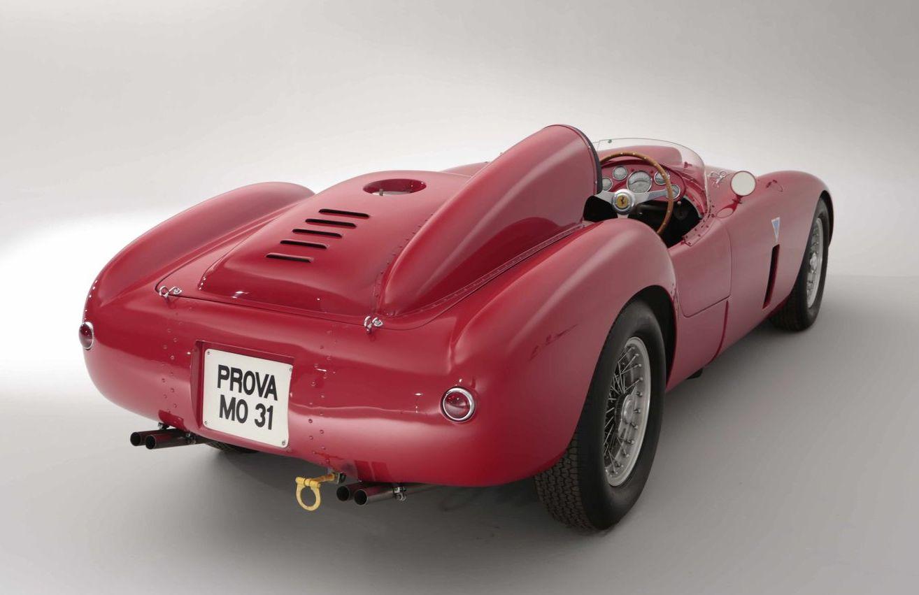 1961 Ferrari 250 GT SWB California Spider