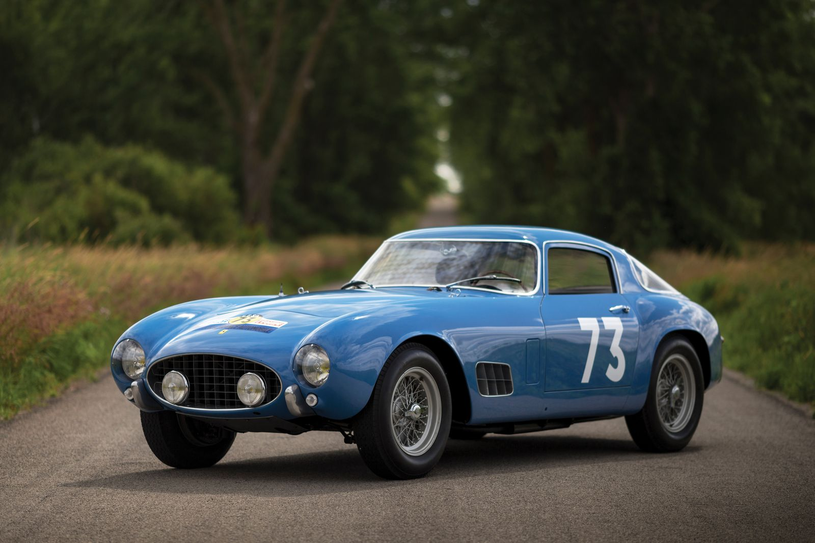 1956 Ferrari 250 GT Berlinetta 'Tour de France'