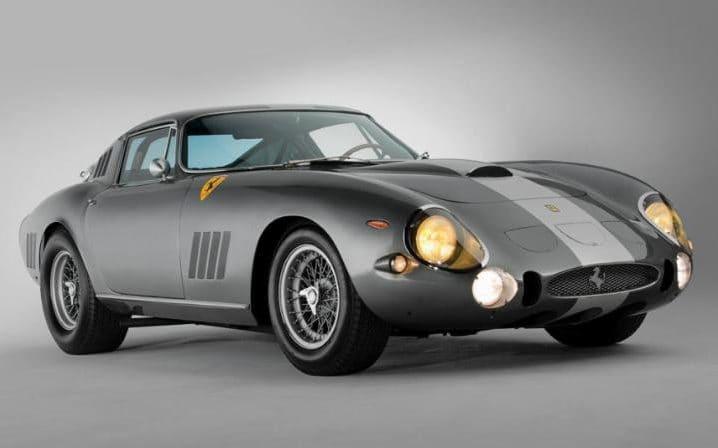 1964 Ferrari 275 GTB-C Speciale