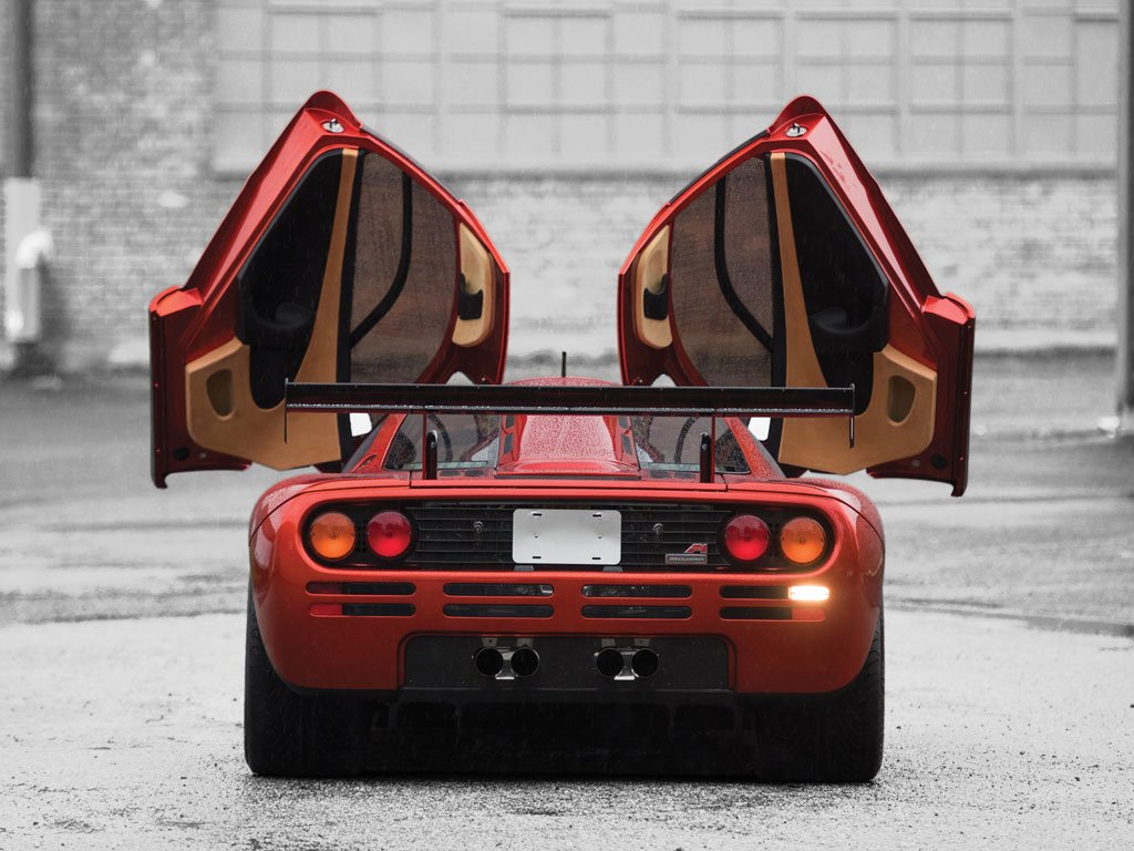 1998 McLaren F1 'LM Specification'