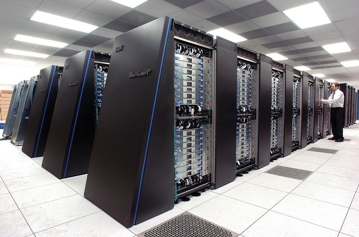 Blue Gene Supercomputers