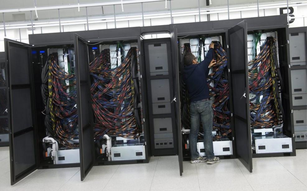 Supercomputer Logs