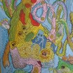 alien undersea painting
