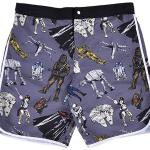 best 2017 Disney Star Wars Swim Trunks Board Shorts
