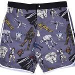 best 2017 Disney Star Wars Swim Trunks Board Shorts