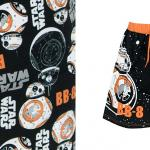 best 2017 Star Wars Boys' Star Wars BB8 Swim Shorts
