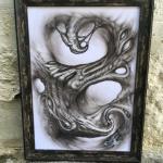 gray tentacle art