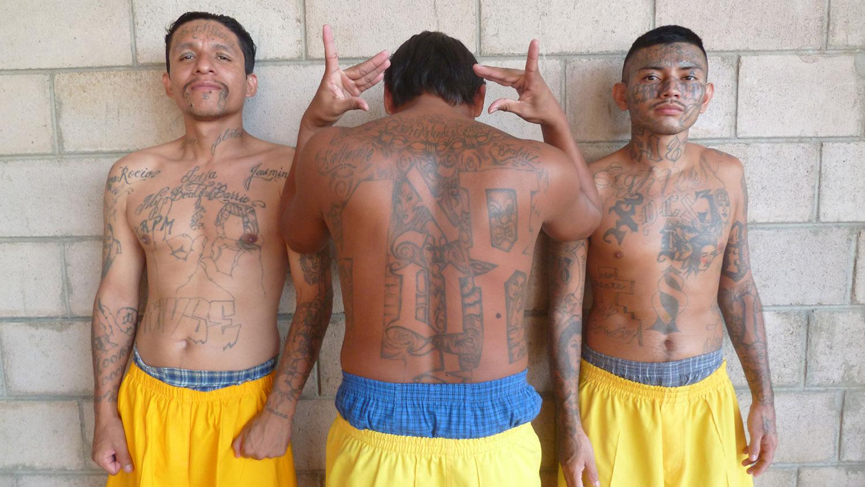 18th street gang, El Salvador