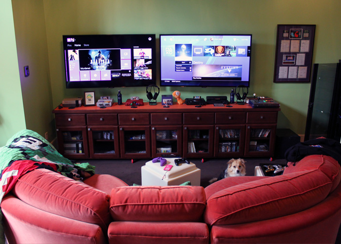 20 Video Game Room Furniture Homebnc