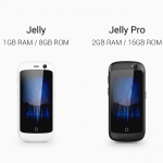 Jelly – World's Smallest 4G Smartphone