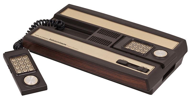 Intellivision Mattel