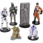 Star Wars Empire Strikes Back Figurine Set
