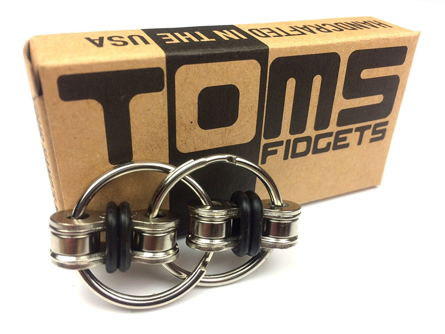 Tom's Fidgets Flippy Chain