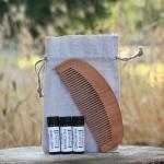 beard oil sampler
