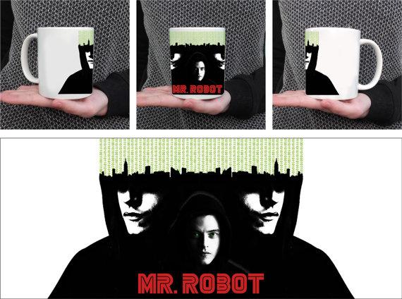 Mr. Robot mug gift