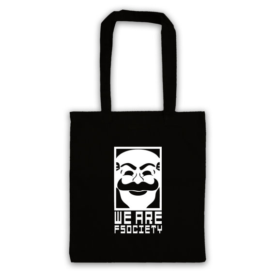 Mr. Robot Bag