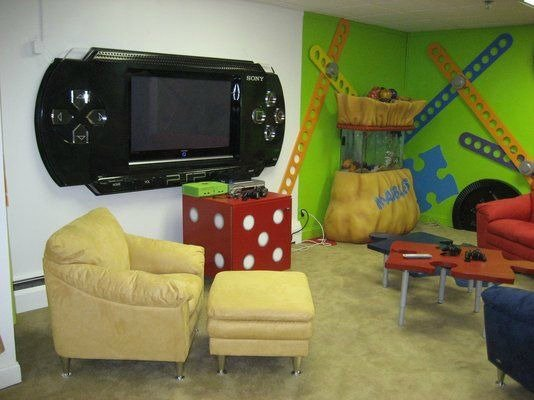 perfect game room ideas for gamers