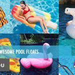 14 Ridiculously Awesome Pool Floats You Want to Get This Summer