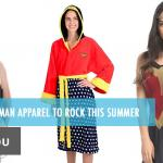 15 Wonder Woman Apparel to Rock This Summer