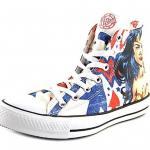 Converse Chuck Taylor Men's Sneaker DC Comics Wonder Woman
