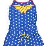 DC Comics Wonder Woman Sleeveless Cami Romper