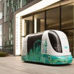 Harry driverless pod