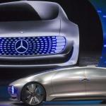 Mercedes Benz' F 015 Luxury in Motion self-driving car