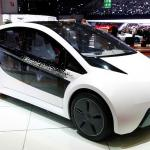 Tata ConnectNext electric car