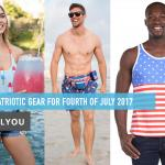 Top 10 Patriotic Gear for Fourth of July 2017