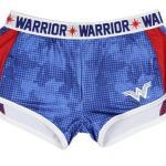 Wonder Woman Track Shorts