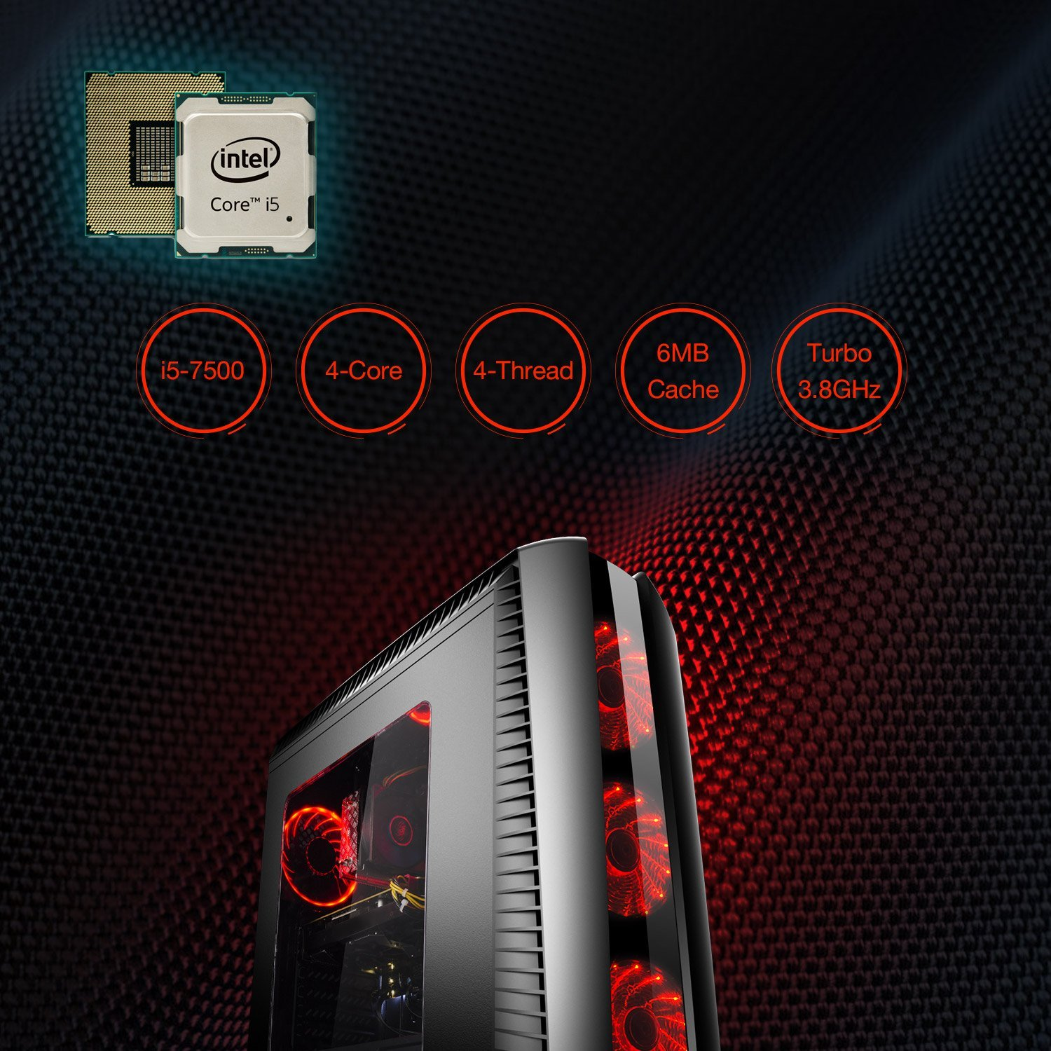 ArmYourDesk G60 Gaming PC