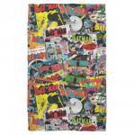Banman Comics Covers Montage Beach Towel